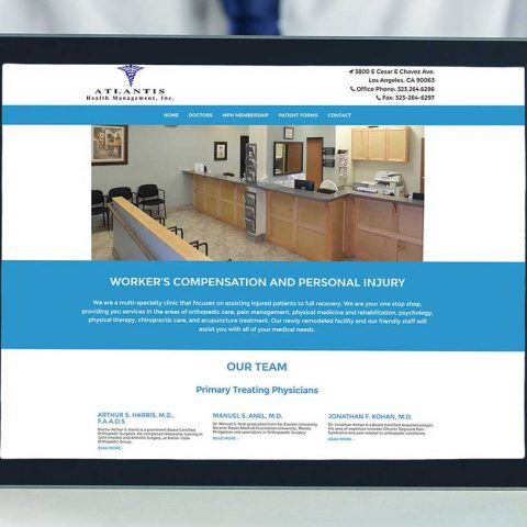 Atlantis Health Management