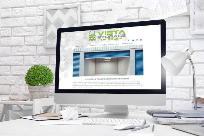 Vista Storage of Green